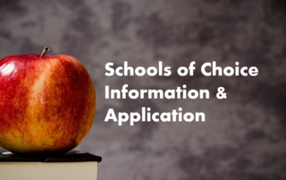 Schools of Choice Information and Application