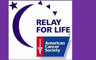 Relay for Life- American Cancer Society logo