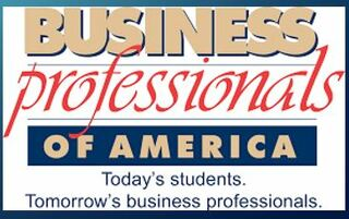 Business professionals of america - today's students. Tomorrow's business professionals.