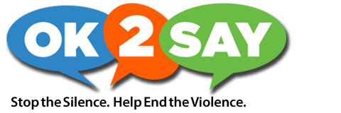 If you would like to report a bullying incident you can call OK2SAY at (855) 565-2729.  OK2SAY is not an emergency reporting system.  Dial 911 for emergency situations!  Information submitted to OK2SAY is CONFIDENTIAL , so your identity is safe.  Tips may be submitted 24 hours a day, seven days a week.